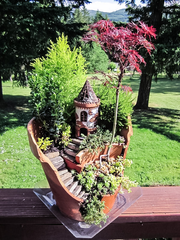 Beautiful An Enchanted Fairy Garden Class With Jenna Workman